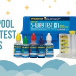 BEST POOL WATER TEST KITS