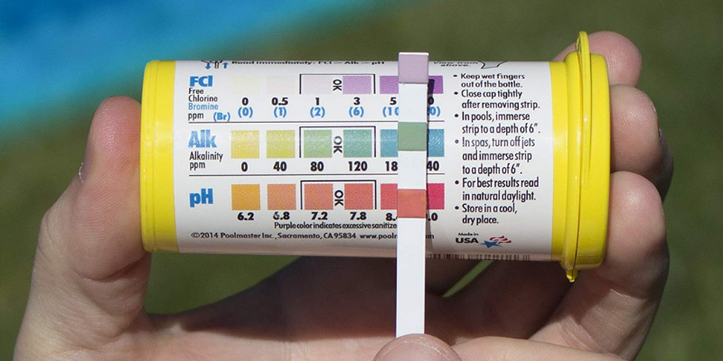 Best Pool Test Strips