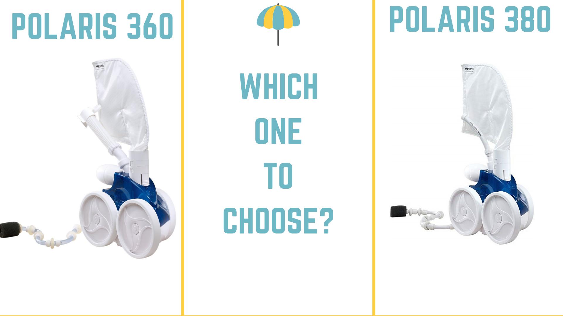 Polaris 360 vs Polaris 380
