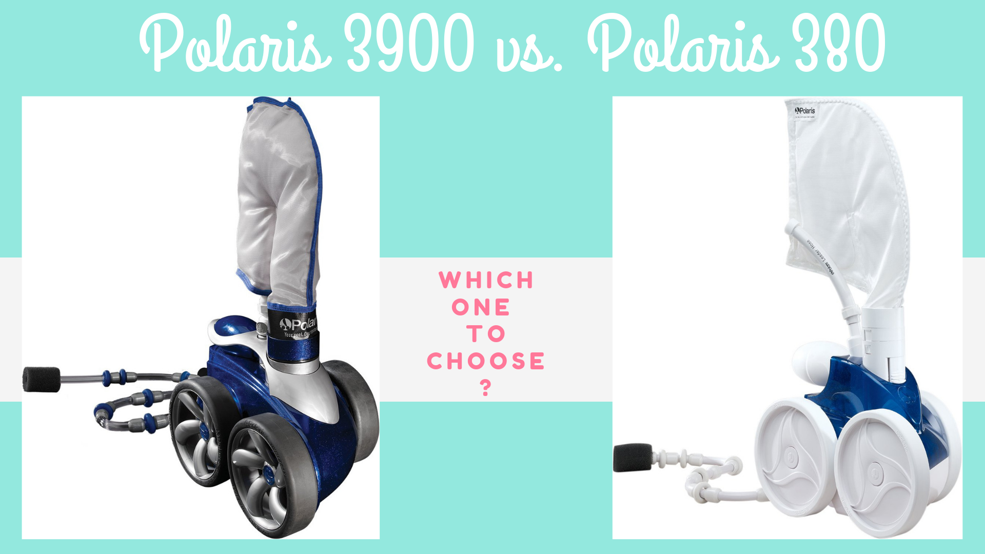 Polaris 3900 vs. Polaris 380