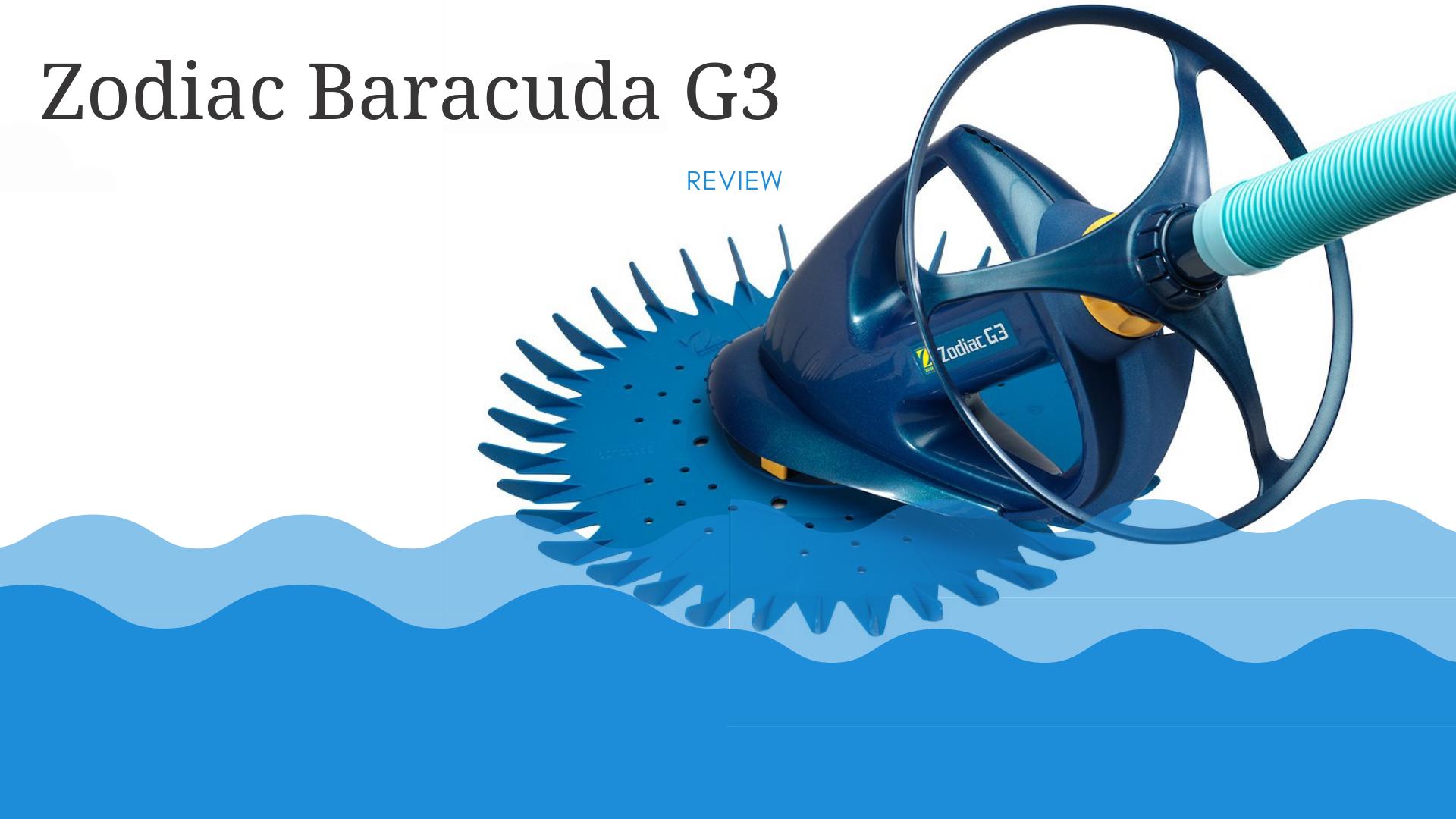 Zodiac Baracuda G3