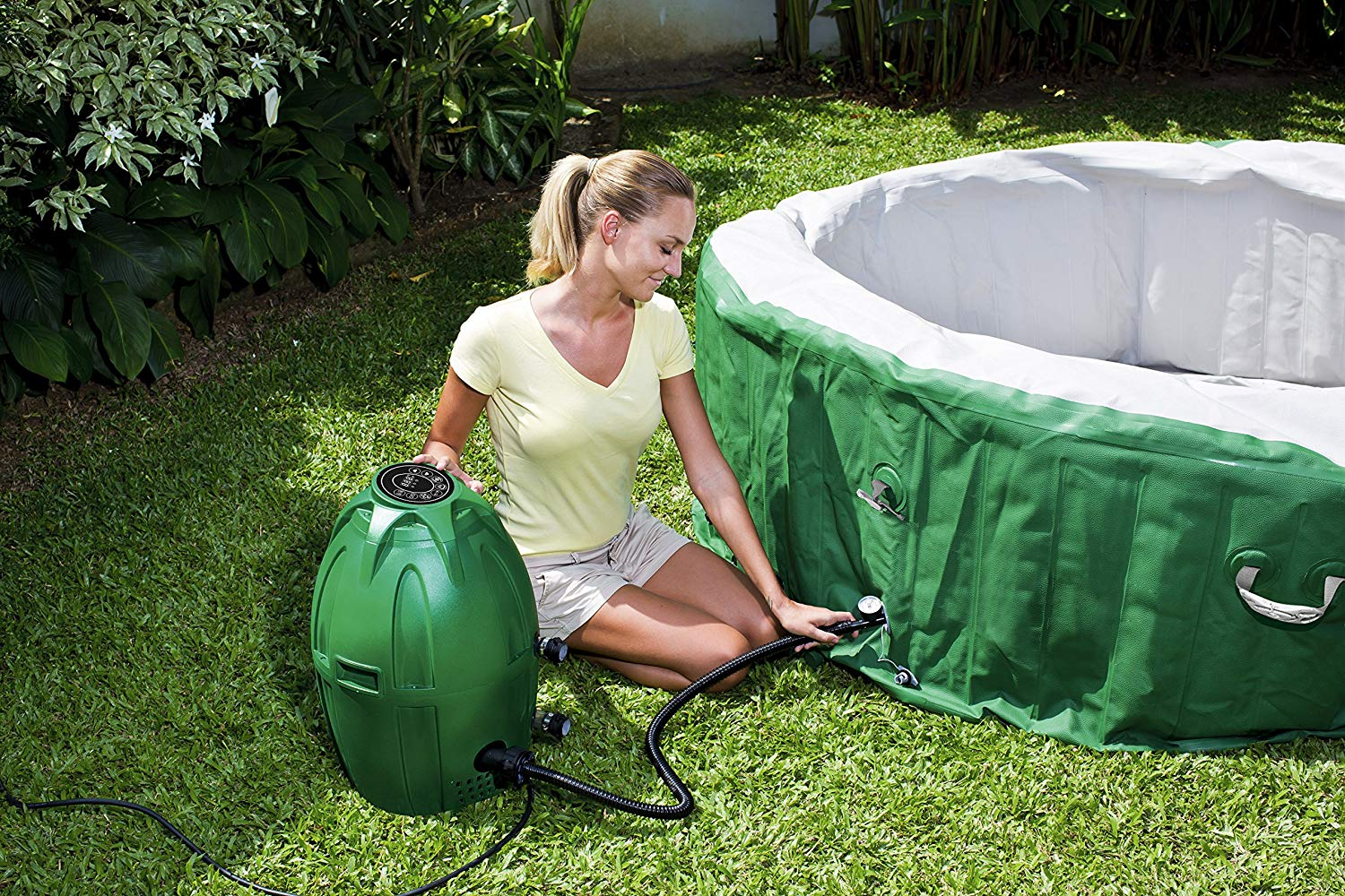 best coleman lay-z spa
