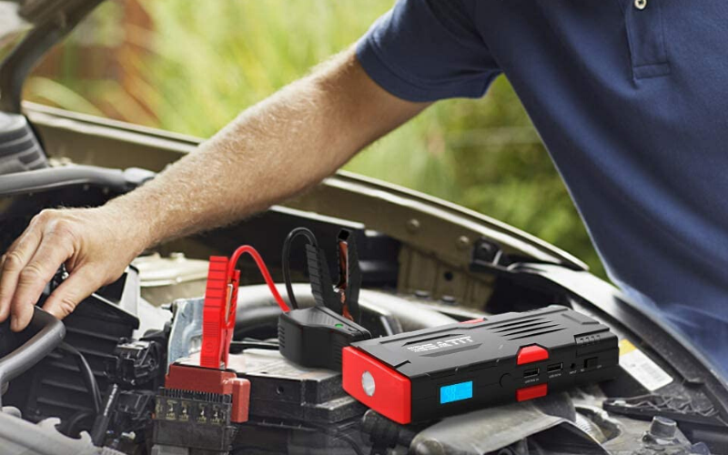 car battery charger guide